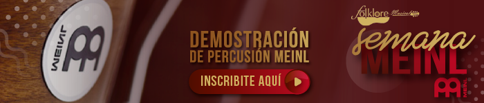 demostración percusion meinl