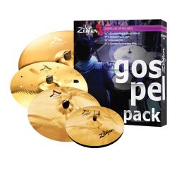 'PLATILLO KIT ZILDJIAN A CUSTOM GOSPEL PACK AC0801G