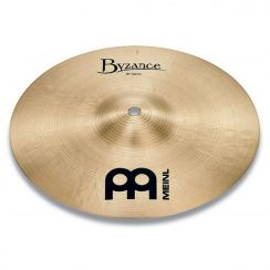 "Platillo Meinl 10"" Byzance Traditional Splash"