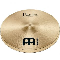 "Platillo Meinl 13"" Byzance Traditional Medium Hihat"