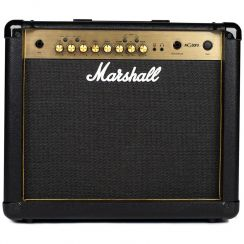 AMPLIFICADOR MARSHALL MG-30FX GOLD