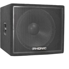 BAFLE PHONIC ASK18SB