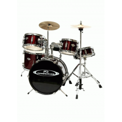 BATERIA POWER DRUMS INFANTIL PD-03