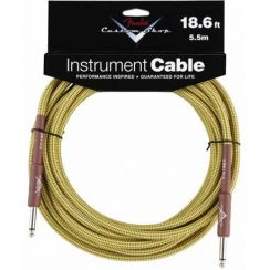 CABLE P/ GUIT. FENDER CUSTOM SHOP 18.6FT