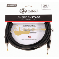 CABLE P/ GUIT. PLANET WAVES AMSG-20