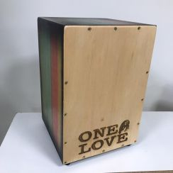 CAJON PERUANO AG ONE LOVE