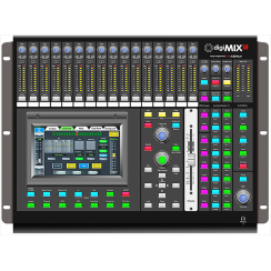 CONSOLA ASHLY DIGIMIX 24