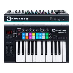 CONTROLADOR NOVATION LAUNCHKEY 25MK2