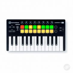 CONTROLADOR NOVATION LAUNCHKEY MINI MK2