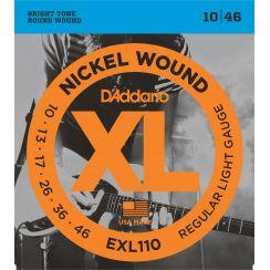 CUERDA D'ADDARIO EXL110