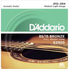 CUERDA D'ADDARIO EZ920