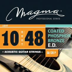 CUERDA MAGMA ACUSTICA GA120P 0.10 PHOSPHOR