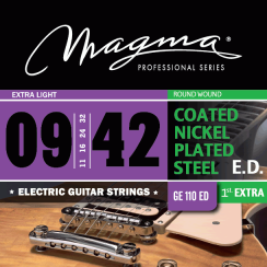 CUERDA MAGMA ELECTRICA GE110ED .09 EXTRA DURACION