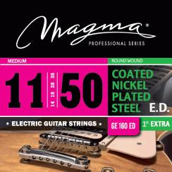 CUERDA MAGMA ELECTRICA GE160ED 011 EXTRA DURACION