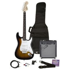 GUITARRA ELECTRICA SQUIER PACK
