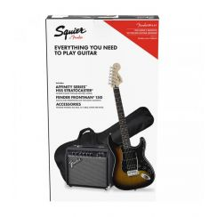 GUITARRA ELECTRICA SQUIER PACK AFFINITY