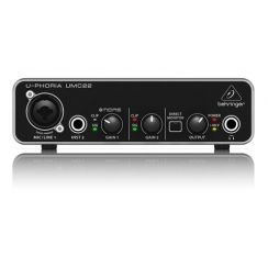 INTERFACE BEHRINGER UMC22