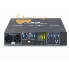 INTERFACE FOCUSRITE SAFFIRE PRO 24