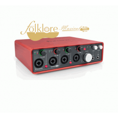 INTERFACE FOCUSRITE SCARLET 18i8