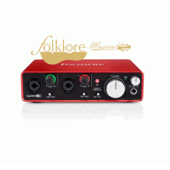 INTERFACE FOCUSRITE SCARLET 2i2