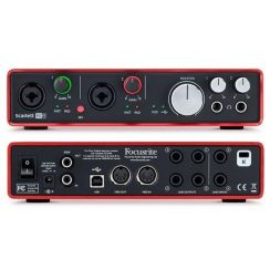 INTERFACE FOCUSRITE SCARLET 6i6