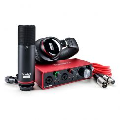 INTERFACE FOCUSRITE SCARLET STUDIO