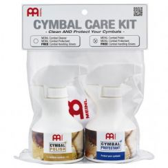 MEINL Cymbal Care Kit incl. MEINL Cymbal Polish