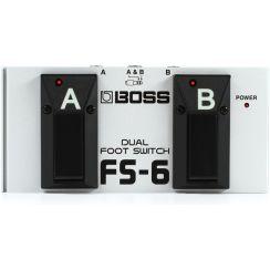PEDAL BOSS FS6 DUAL FOOT SWITCH