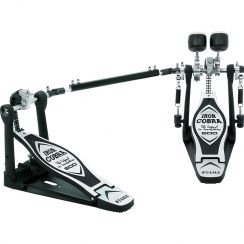PEDAL P/ BOMBO DOBLE TAMA HP600DTW