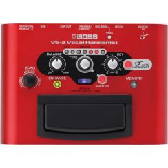 PEDAL VOCAL BOSS VE-2