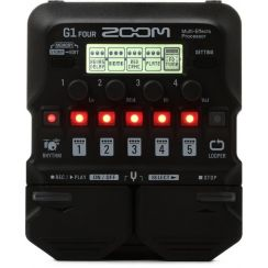 PEDAL ZOOM G1 FOUR