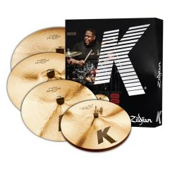 PLATILLO KIT ZILDJIAN K CUSTOM DARK KCD900