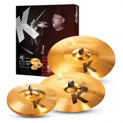 PLATILLO KIT ZILDJIAN K CUSTOM HYBRID