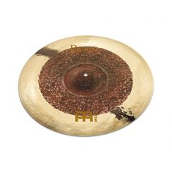 "PLATILLO MEINL 20"" DUAL CRASH RIDE B20DUCR"