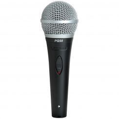 MICROFONO SHURE PG 58 VOCAL