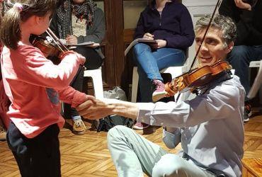 Método Suzuki: La habilidad musical se aprende