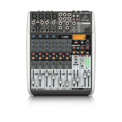 CONSOLA BEHRINGER XENYX 1204FX USB