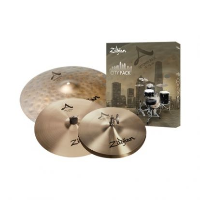PLATILLO KIT ZILDJIAN CITY