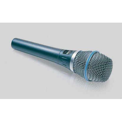 MICRÓFONO VOCAL SHURE BETA 87A